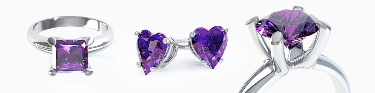 Shop Amethyst Jewellery by Jian London. Buy direct and save from our wide selection of Amethyst Jewellery at the Jian London jewellery Store. Free UK Delivery