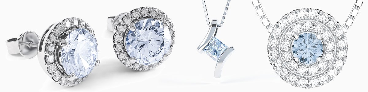 Shop Aquamarine Jewellery by Jian London. Choose from a great selection of Rings, Earrings, Necklaces, Bracelets, Pendants, Lockets and more at everyday low prices from Jian London. Free UK Delivery.
