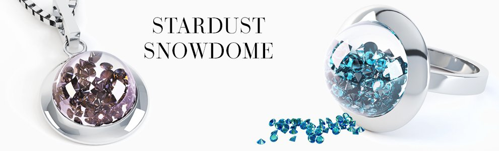 Stardust Snowdome Collection