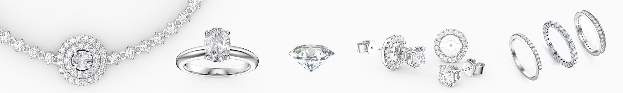 Shop Diamond Jewellery by Jian London. Choose from a great selection of Rings, Earrings, Necklaces, Bracelets, Pendants, Lockets and more at everyday low prices from Jian London. Free UK Delivery.