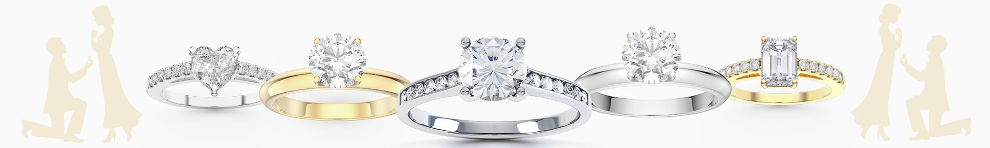Shop Engagement Rings by Jian London. Buy direct and save from our wide selection of engagement rings at the Jian London Jewellery Store. Free UK Delivery.