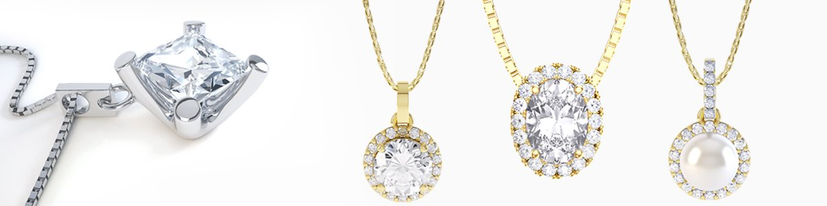 Shop Pendants by Jian London. Buy direct and save from our great selection of pendants at the Jian London jewellery Store. Free UK Delivery