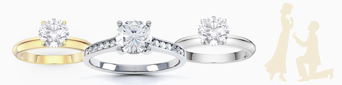 Shop Proposal Rings by Jian London. Buy direct and save from our wide selection of Proposal Rings at the Jian London jewellery Store. Free UK Delivery