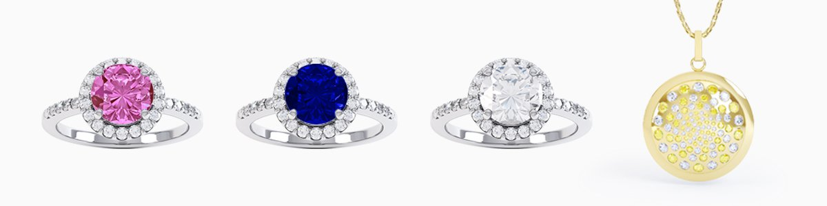 Sapphire Jewellery - Sapphire Bracelets, Sapphire Earrings, Sapphire Pendants and Sapphire Rings
