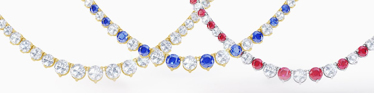 Stardust Collection - All Sapphire Jewellery