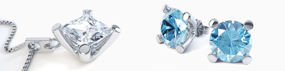 Shop White Topaz Jewellery by Jian London. Choose from a great selection of Rings, Earrings, Necklaces, Bracelets, Pendants, Lockets and more at everyday low prices from Jian London. Free UK Delivery.