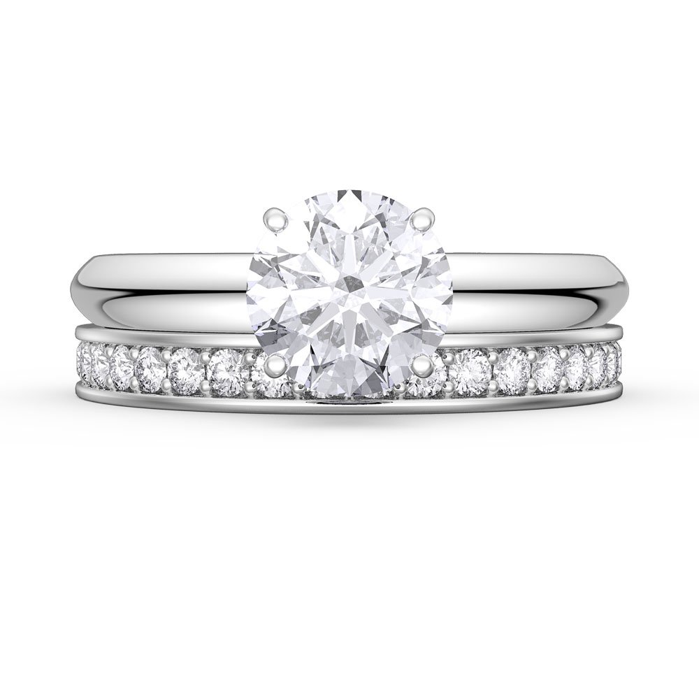 wedding gold carat ring set halo on cushion test and sapphire diamond white cut designer