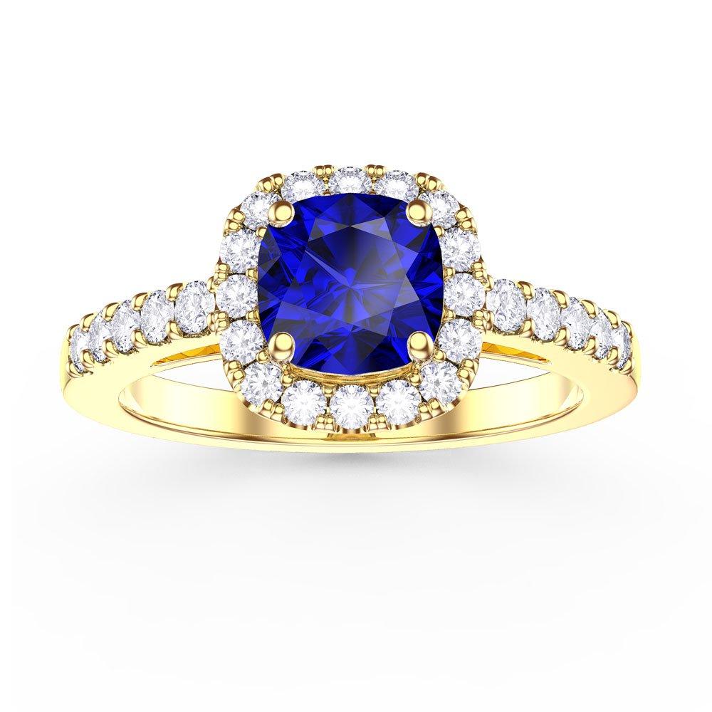 Halo Engagement Rings London
