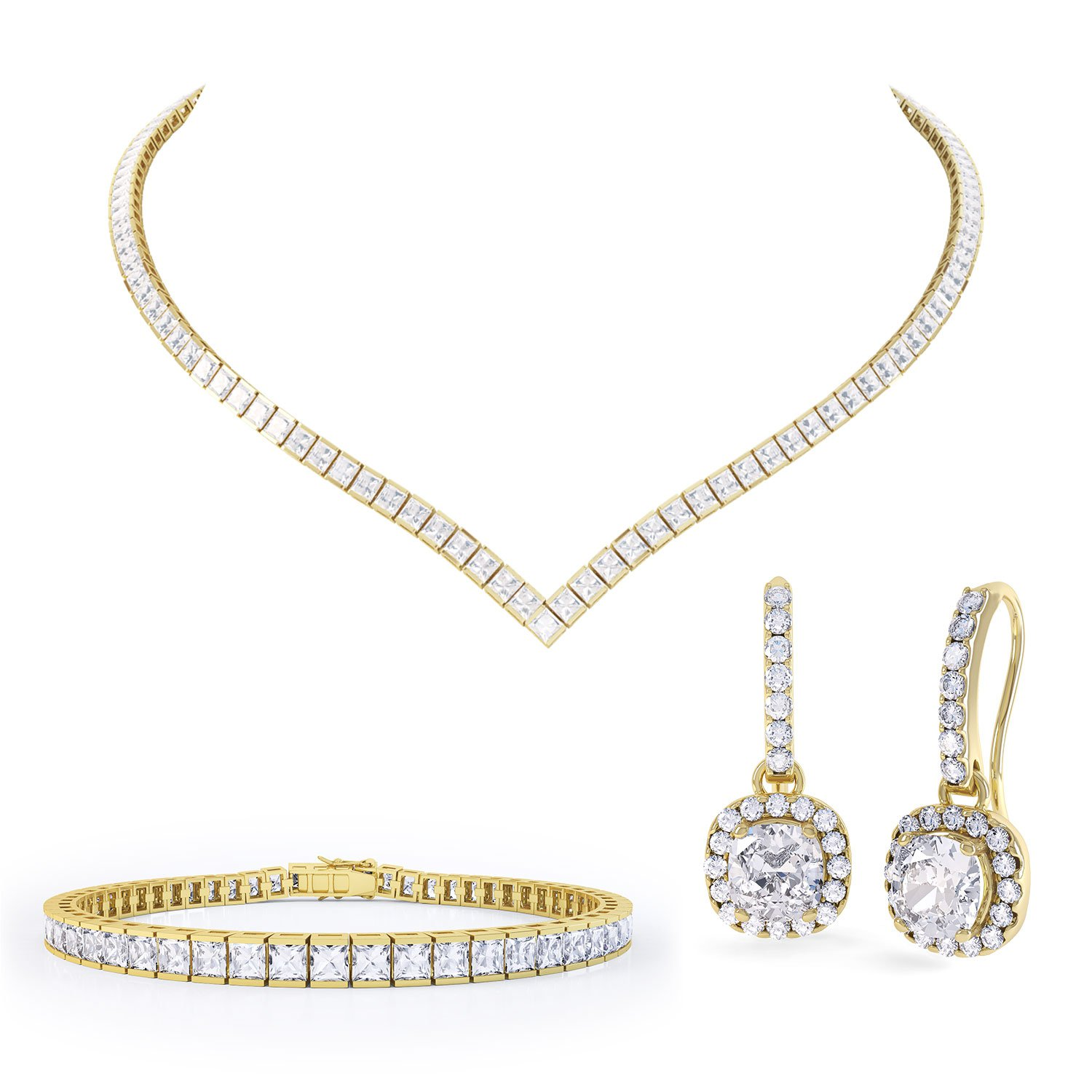 mini buy pearls plated zaveri jewellery beaded set gold online